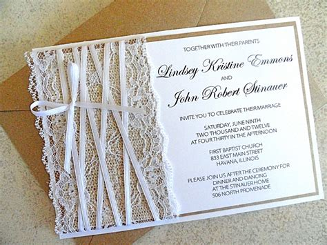 how to make invitation card make a wedding invitation card chatterzoom