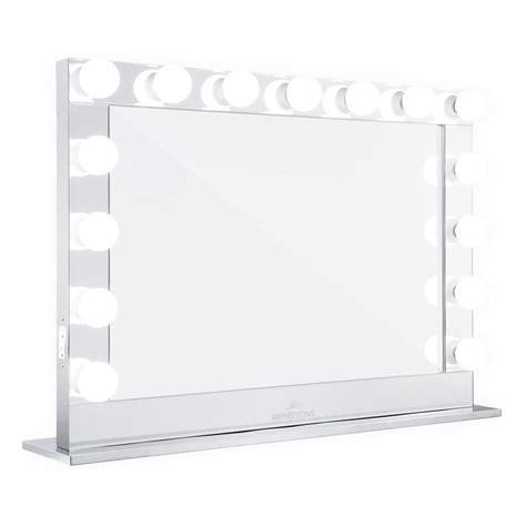 hollywood bathroom mirror impressions vanity co hollywood reflection pro vanity