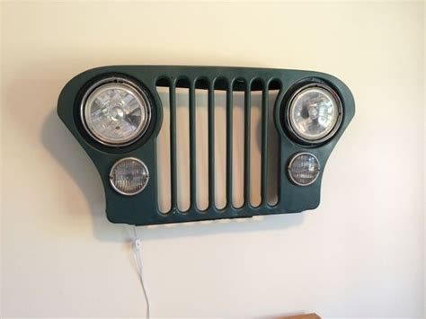jeep grill art jeep grill for our babyboy room boy room pinterest