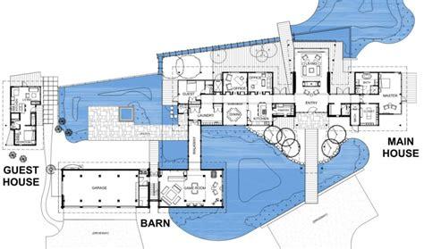 aquarium floor plan eha family trust residence by ward architects