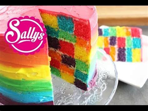 Regenbogen Kuche by Regenbogentorte Galileo Rainbowcake