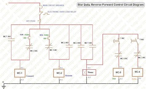 diagram motor wiring motor circuit diagram