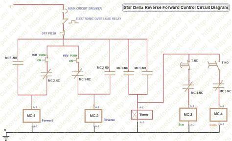 motor circuit diagrams