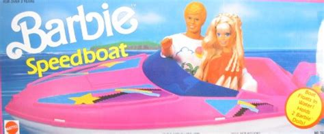 barbie boat best price barbie speedboat boat really floats in christmas new