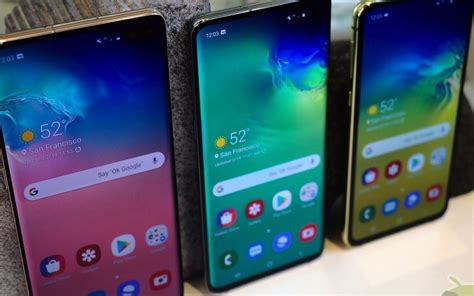 samsung aims  develop full screen totally bezel  smartphones android community