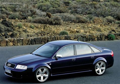 AUDI RS6 specs   2002, 2003, 2004   autoevolution