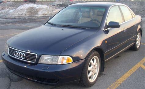 File:Audi A4 Sedan B5 Wikimedia Commons