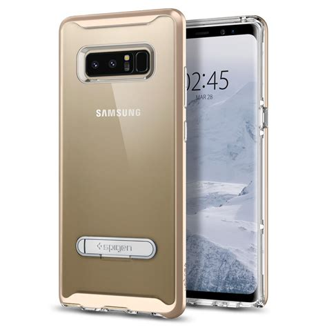 Note 8 Samsung Original Led View Premium spigen hybrid series galaxy note 8 primegad