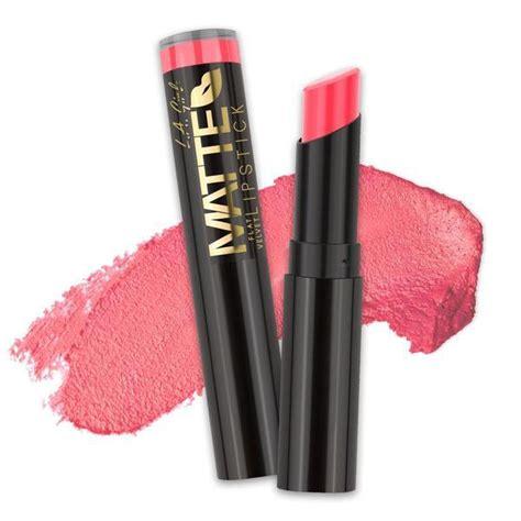 A Matte Lipstick 804 l a matte flat velvet lipstick ready cosmetics