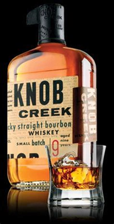 Knob Creek Flask by Bourbon Knobs And Bourbon Whiskey On