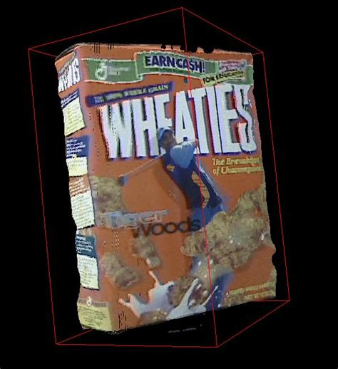 3d book report cyclograph exle 2 cereal box