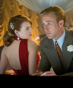 emma stone film romantique ryan gosling et emma stone d 233 licieusement r 233 tro sur la