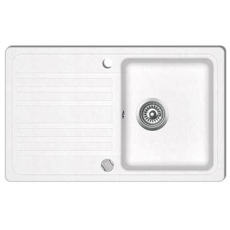 cream kitchen sink granite kitchen sink single basin with drainer reversible
