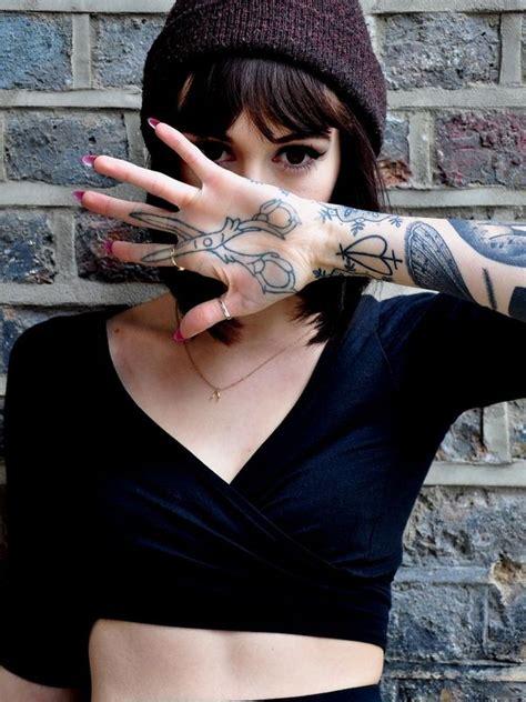 tattoo on hand woman 55 powerful hand tattoo designs