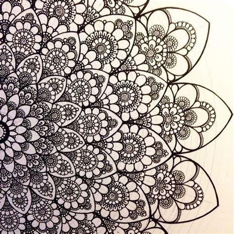 draw pattern en español 禅绕画 花瓣网 陪你做生活的设计师 缠绕画 禅绕画