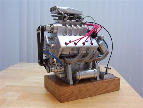 working mini v8 engine kit home shop hall of fame page 2