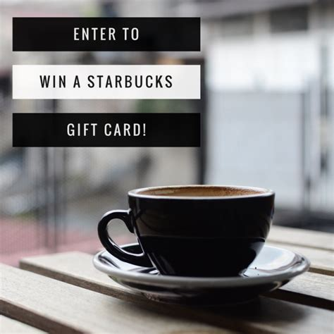 Starbucks Gift Card Via Facebook - 100 starbucks gift card giveaway ends 8 22 mommies with cents