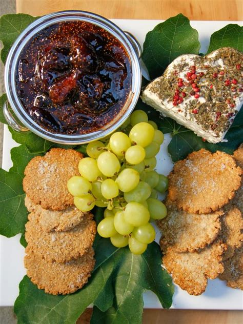ina garten dinner party fruit and cheese platter recipe ina garten food network