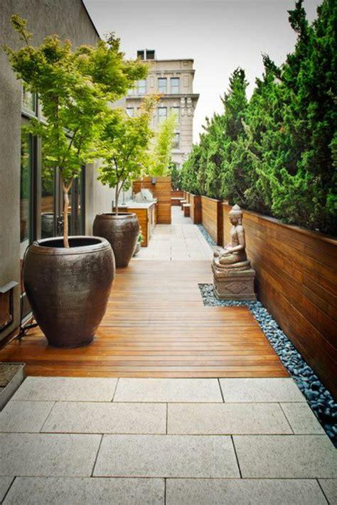 grosse pflanztöpfe für garten balkon bepflanzen 60 originelle ideen archzine net