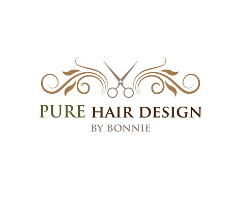 salon logo templates modern logo design for bonnie by menangan