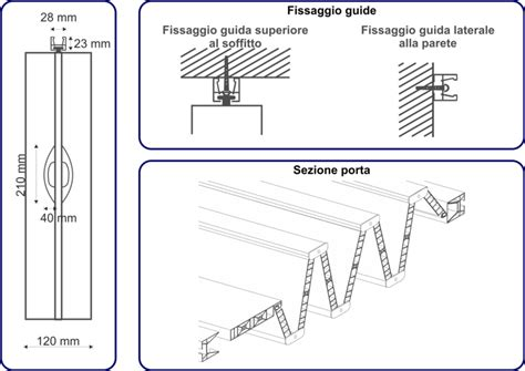 porte a soffietto con vetri framigshop porta a soffietto in pvc con vetri su misura