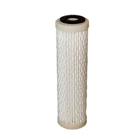 Pleated Absolute Filter 10 0 22 0 45micron 0 2 micron water filter images