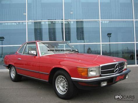 kia mb ms 1979 mercedes 280 sl classic german car photo and specs