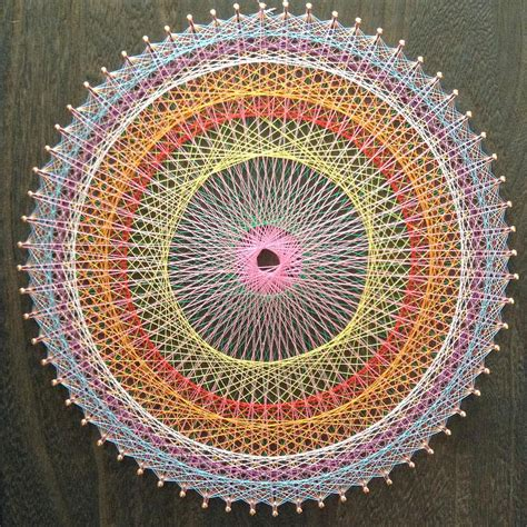 String Mandala - string mandala photograph by chifuyu seta