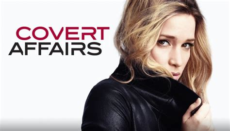 covert affairs cancelled after 5 seasons by usa network covert affairs cancelled or renewed for season 6 seriable
