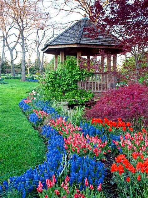 color scheme for your garden landscaping plan choose the