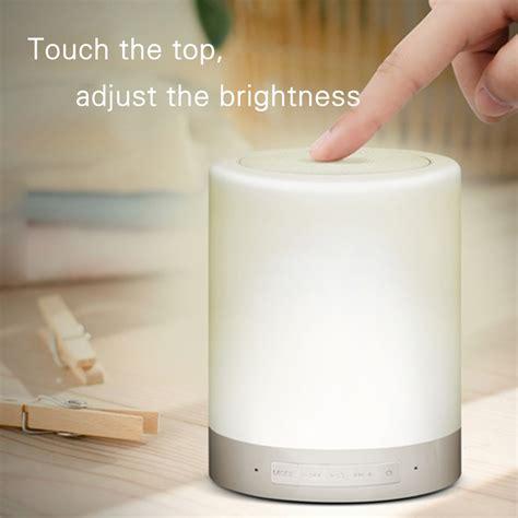 touch l portable speaker touch l portable speaker music player romantic led