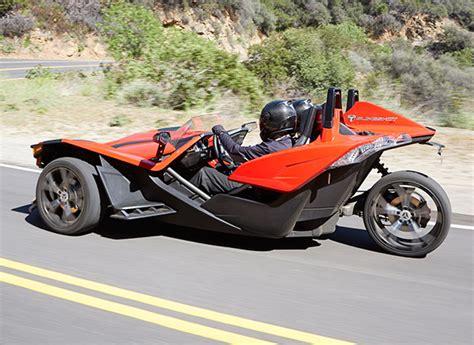 Motorrad Kfz by Radical Polaris Slingshot Is Part Car Part Motorcycle