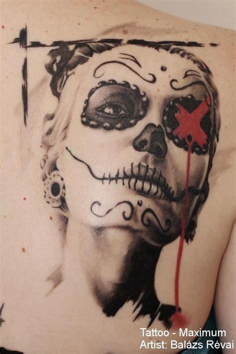 tattoos de catrinas la catrina muerte tattoos
