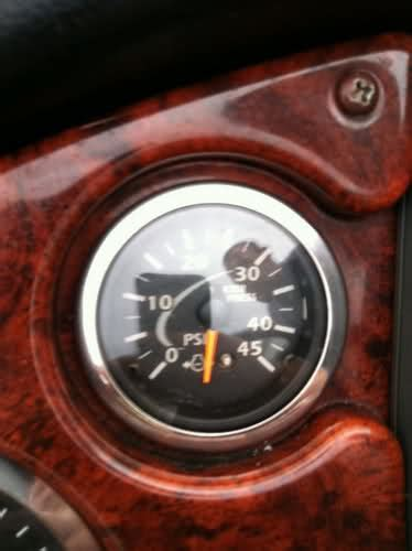 triton boat gauges replacement water pressure gauge