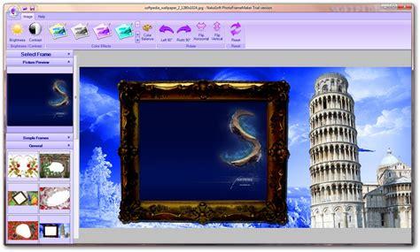 frame design maker nakasoft photoframemaker download