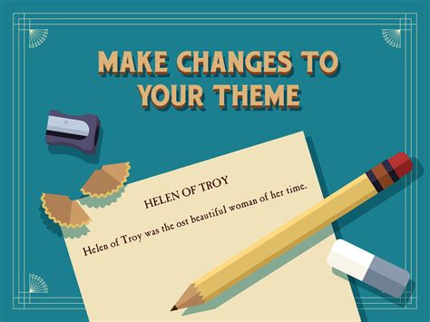 How To Develop A Theme When Writing With Pictures Wikihow | how to develop a theme when writing with pictures wikihow