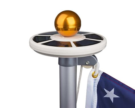 solar flag light reviews solar flagpole light reviews solar lights