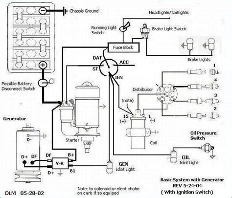 1600 cc volkswagen sand rail wiring diagram wiring