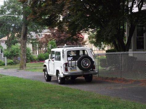 jeep commando hurst 1971 hurst jeepster commando