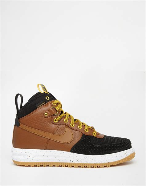 nike lunar 1 duckboots 805899 004 in black for
