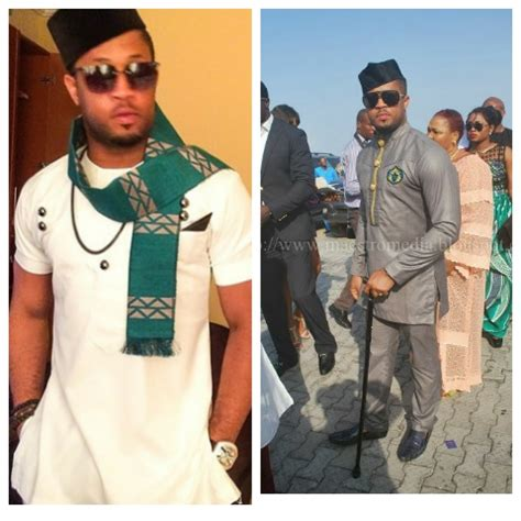 native nigeria men pictures of nigerian male celebrities on native outfits