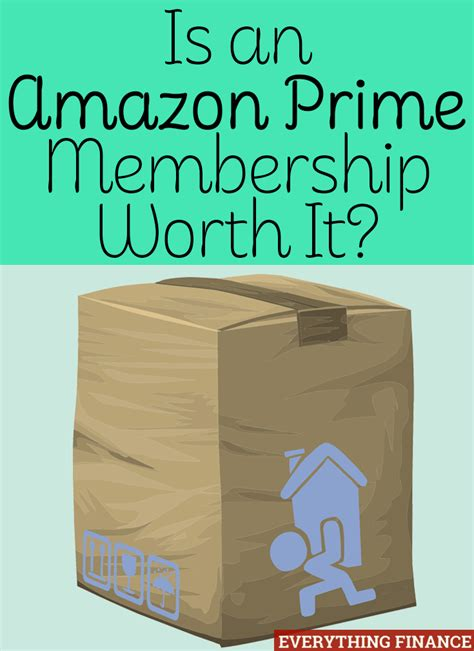 amazon worth is an amazon prime membership worth it