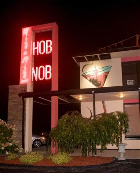 from the road picture of hobnob restaurant racine