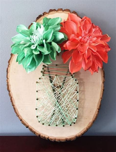 Diy String Projects - 25 diy string ideas tutorials for your home decor