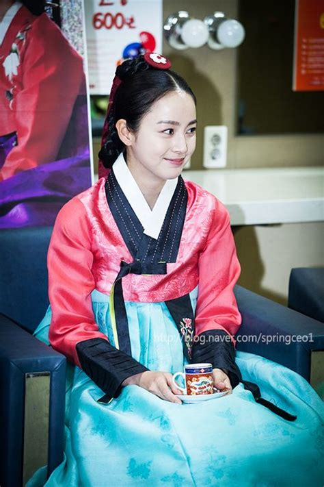 Baju Hanbok Jang Ok Jung 17 best images about