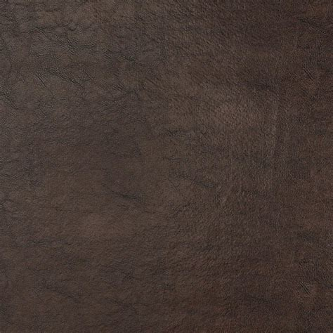 Leather Material For Upholstery Brown Shiny Upholstery Faux Leather By The Yard
