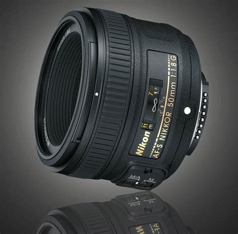 new nikon 50mm f1 8g light and matter