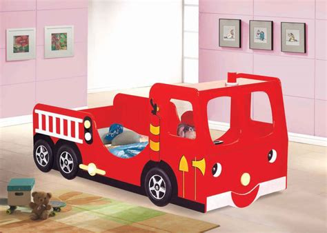 truck beds for kids fire engine bunk bed plans free image fire free engine