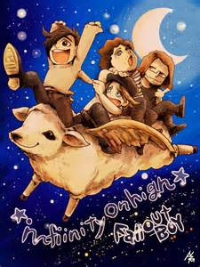 Infinity On High Infinity On High Re Painted Ver By Nezumi Zumi On Deviantart