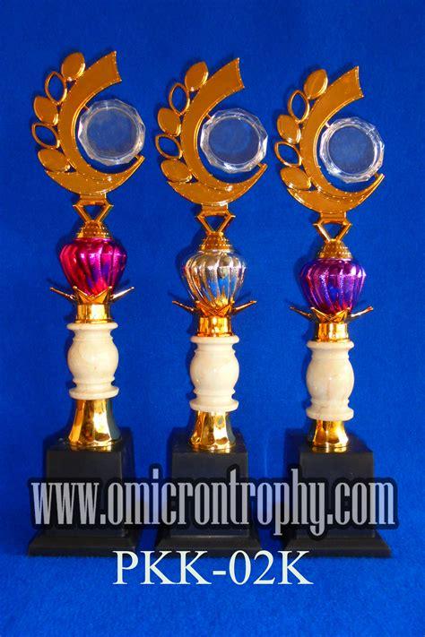 Piala Set Juara 123 Trophy Mtq Tatakan Kotak Plakat Figur Gold Murah 24 harga trophy marmer omicron trophy